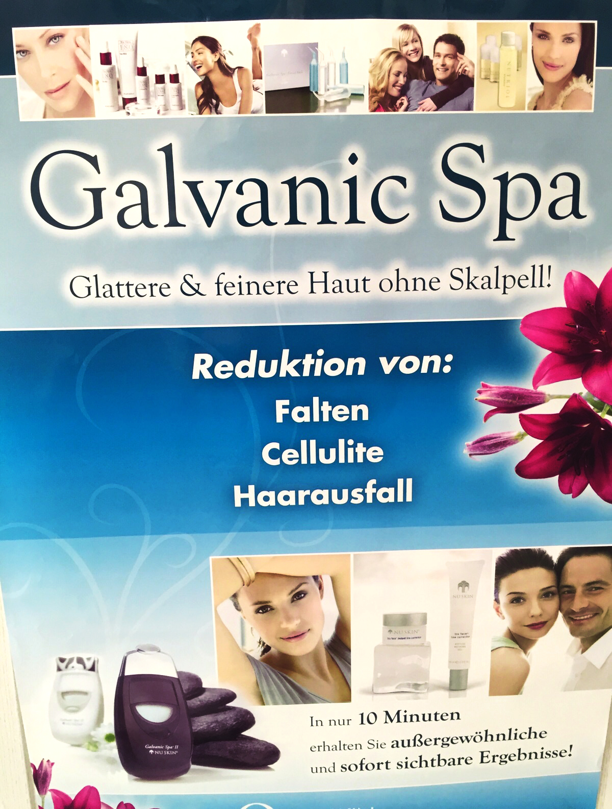 Galvanic Spa